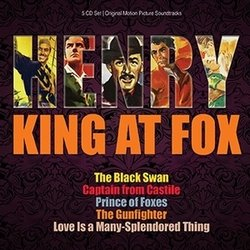 Henry King at Fox Bande Originale (Alfred Newman) - Pochettes de CD
