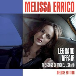 Legrand Affair - The Songs of Michel Legrand Soundtrack (Melissa Errico, Michel Legrand) - Carátula