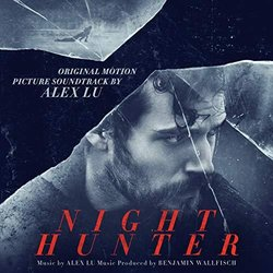 Night Hunter Soundtrack (Alex Lu) - Carátula