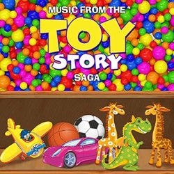 The Toy Story Saga Soundtrack (Dennis McCarthy, Mark Northam, Meridian Productions) - Carátula
