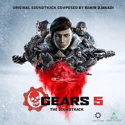 Gears 5 Soundtrack (Ramin Djawadi) - CD cover
