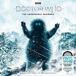 Doctor Who - The Abominable Snowmen Ścieżka dźwiękowa (Mervyn Haisman, Frazer Hines, Henry Lincoln, Patrick Troughton, Deborah Watling) - Okładka CD