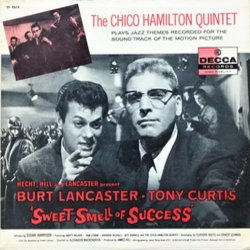 Sweet Smell Of Success Soundtrack (Various Artists, Chico Hamilton) - CD cover