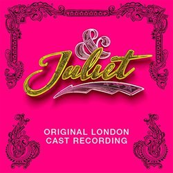 & Juliet Soundtrack (Max Martin, Max Martin) - CD cover