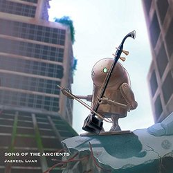 NieR:Automata: Song of the Ancients Soundtrack (Jazreel Luar) - Carátula