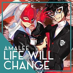 Persona 5: Life Will Change Soundtrack (AmaLee ) - CD cover