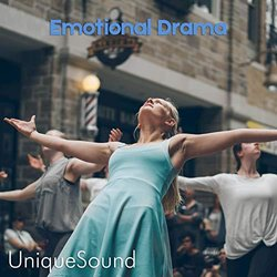 Emotional Drama Soundtrack (UniqueSound ) - CD cover