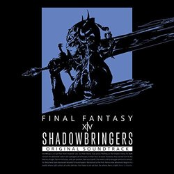 FInal Fantasy XIV: Shadowbringers Soundtrack (Masayoshi Soken) - CD cover