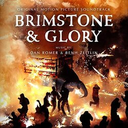 Brimstone and Glory Bande Originale (Dan Romer, Benh Zeitlin) - Pochettes de CD