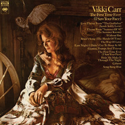 The First Time Ever I Saw Your Face Soundtrack (Various Artists, Vikki Carr) - CD cover