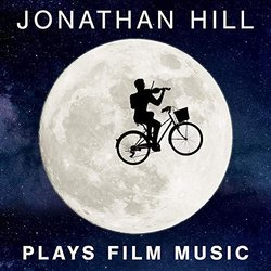 Jonathan Hill Plays Film Music Soundtrack (Various Artists, Jonathan Hill) - Carátula