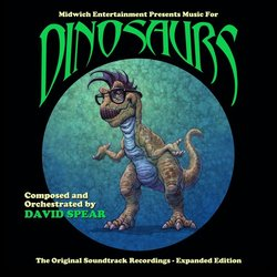 Music For Dinosaurs - David Spears - 30/09/2019