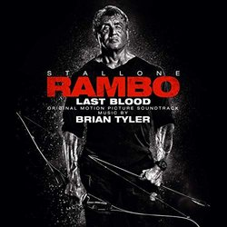 Rambo: Last Blood Soundtrack (Brian Tyler) - CD cover