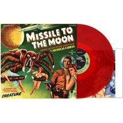 Missile to the Moon Colonna sonora (Nicholas Carras) - cd-inlay