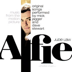 Alfie Soundtrack (Various Artists, Mick Jagger, Dave Stewart) - CD cover