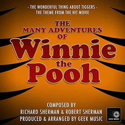 The Many Adventures of Winnie the Pooh: The Wonderful Thing About Tiggers - Robert Sherman, Richard Sherman - 20/09/2019