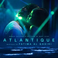 Atlantique Soundtrack (Fatima Al Qadiri) - CD-Cover