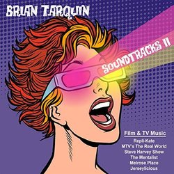 Soundtracks II - Brian Tarquin 声带 (Brian Tarquin) - CD封面