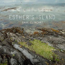 Esther's Island Soundtrack (Davy Clincart) - CD cover