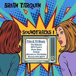 Soundtracks I - Brian Tarquin Soundtrack (Brian Tarquin) - Carátula