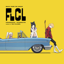 Flcl Progressive / Alternative Bande Originale (The Pillows) - Pochettes de CD