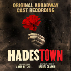Hadestown Soundtrack (Anaïs Mitchell, Anaïs Mitchell) - CD-Cover