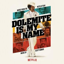 Dolemite Is My Name Soundtrack (Scott Bomar) - CD cover