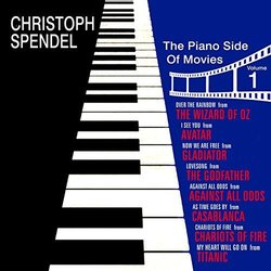 The Piano Side of Movies Bande Originale (Various Artists, Christoph Spendel) - Pochettes de CD