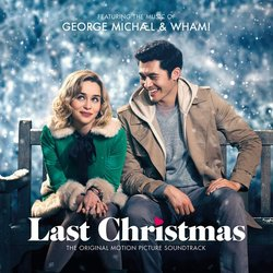 Last Christmas Soundtrack (George Michael, Theodore Shapiro,  Wham!) - CD cover