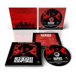 The Music Of Red Dead Redemption 2 Soundtrack (Various Artists, Daniel Lanois) - cd-carátula