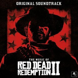 The Music Of Red Dead Redemption 2 Soundtrack (Various Artists, Daniel Lanois) - Carátula