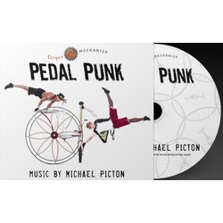 Pedal Punk Bande Originale (Various Artists, Michael Picton) - cd-inlay