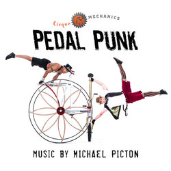 Pedal Punk Bande Originale (Various Artists, Michael Picton) - Pochettes de CD