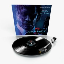 John Wick: Chapter 2 Soundtrack (Tyler Bates, Joel J. Richard) - cd-inlay