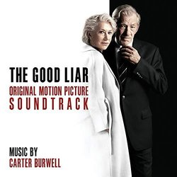 The Good Liar Bande Originale (Carter Burwell) - Pochettes de CD