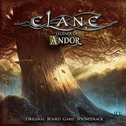 Legends Of Andor Colonna sonora ( Elane) - Copertina del CD