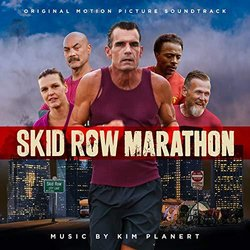 Skid Row Marathon Soundtrack (Various Artists, Kim Planert) - Carátula