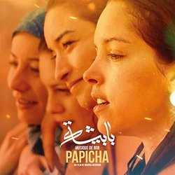 Papicha Soundtrack (Rob , Robin Coudert) - CD cover