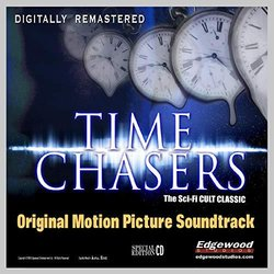Time Chasers Soundtrack (Alice Damon Kinzie, Bill Kinzie) - Carátula