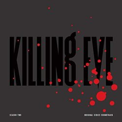 Killing Eve: Season Two Soundtrack (Keefus Ciancia, David Holmes) - CD cover