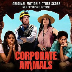 Corporate Animals Soundtrack (Michael Yezerski) - CD cover
