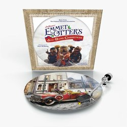Emmet Otter's Jug-Band Christmas Soundtrack (Various Artists, Paul Williams) - CD-Inlay