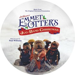 Emmet Otter's Jug-Band Christmas Soundtrack (Various Artists, Paul Williams) - CD-Cover