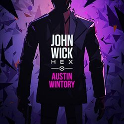 John Wick Hex Soundtrack (Austin Wintory) - CD-Cover