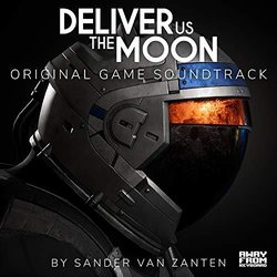 Deliver Us the Moon Soundtrack (	Paul Deetman, Nola Klop, Sander van Zante	) - Carátula