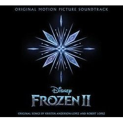 Frozen 2 Soundtrack (Kristen Anderson-Lopez, Robert Lopez) - CD-Cover