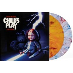 Child's Play 聲帶 (Joe Renzetti) - CD-鑲嵌