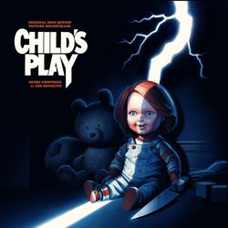 Child's Play 聲帶 (Joe Renzetti) - CD封面