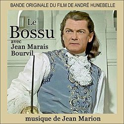 Le Bossu Soundtrack (Jean Marion) - CD cover