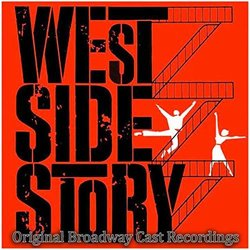Westside Story Soundtrack (Leonard Bernstein, Stephen Sondheim) - CD-Cover